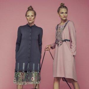 """""""BEvangarDO"""" pristatė kiemo žaidimų įkvėptą suknelių kolekciją"""