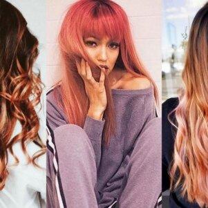 Metų spalva: pavasarį taip plaukus dažysimės visos (FOTO)