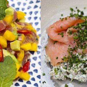 Vasarą pasitiksime lengvos ir žavios: 5 sveikų pusryčių receptai