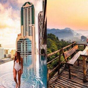 Svajonių kryptis - Tailandas: aplankyk ją kartu su geriausia drauge!