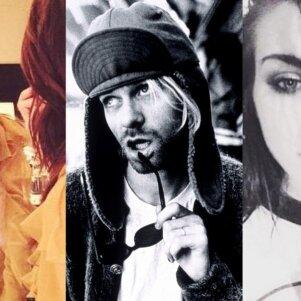 Garsiojo rokerio Kurto Cobaino dukra išaugo į alternatyvią gražuolę (FOTO)