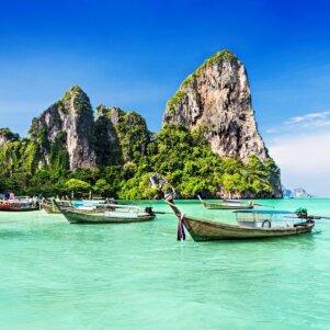 Mūsų šalies tautiečių pamiltas Tailandas - susipažink iš arčiau (FOTO)