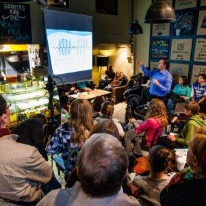"""""""Tyrėjų naktis"""" kviečia į pasimatymą su žymiausiais pasaulio mokslininkais"""