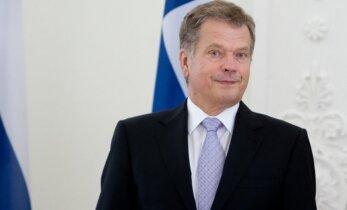 Президент Финляндии приедет в Сочи на встречу с Путиным