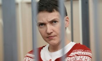Мать Савченко просит мировых лидеров надавить на Путина