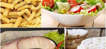Maistas, kurio nevalgo patys dietologai