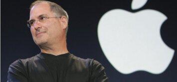 Labiausiai įkvepiančios Steve'o Jobso citatos