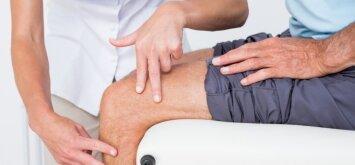 Ortopedas traumatologas Kęstutis Bliznikas: kokie simptomai išduoda, kad turite problemų su sąnariais