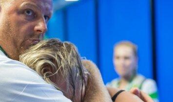 Rio2016: 100 m krūtine plaukimo finalas