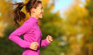 Motyvacija: 10 būdų prisiversti sportuoti rudenį