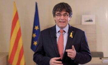 Carlesas Puigdemont'as