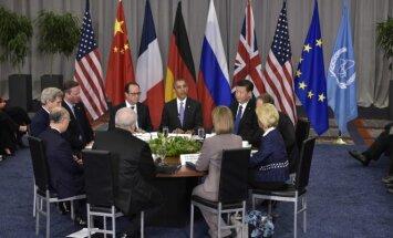 D. Cameronas, F. Hollande'as, B. Obama, Xi Jinpingas