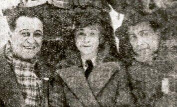 Анжело Феррари, его сестра, Владимир Стрижевский