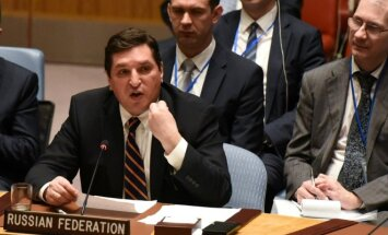 Rusijos atstovas JT Vladimiras Safronkovas