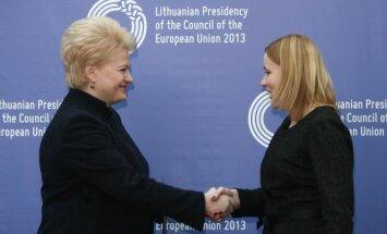 Dalia Grybauskaitė, Jovita Neliupšienė
