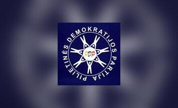 Pilietiinės demokratijos partijos logo