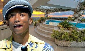 Pharrell Williams namai