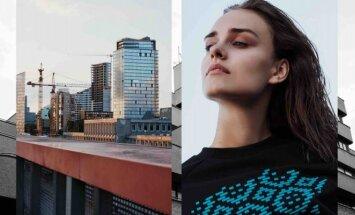 Naujoje lietuvių kolekcijoje - miesto ritmai ir tautiškumo elementai