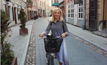 Živilė Kropaitė: mano pirmieji pasimatymai buvo ant dviračių