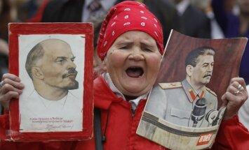 V. Lenino ir J. Stalino garbintoja Rusijoje