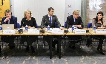 Diskusija Europos informacijos biure