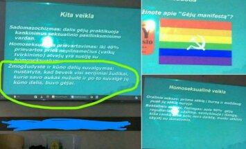 Tikybos pamoka Telšiuose / Foto: Indrė Pabijonavičiūtė