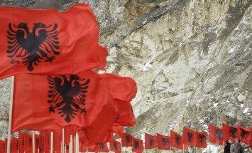 Kosovas, Kosovo vėliava