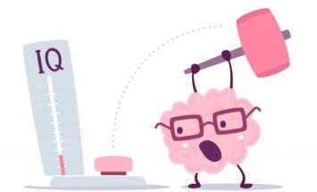 Trumpas IQ testas: pasitikrink, ar įveiksi mūsų užduotis