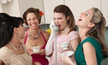 Merginų išpažintys: nekišk nosies, kur nereikia
