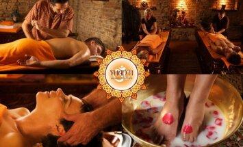 """Laimėk prabangų """"SPA Shanti"""" masažą dviems (laimėtoja)"""