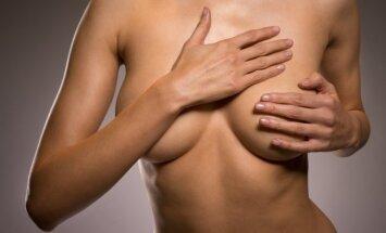 Gumbelis krūtyje – nepanikuok, bet imkis veiksmų