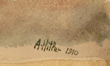Adolfo Hitlerio paveikslas