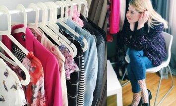 Ar gali patikėti, kad šiems drabužiams Rugilė išleido mažiau nei 30 eur.?