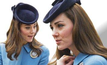 Netikėta  Kate Middleton  klaida sukėlė pasipiktinimą