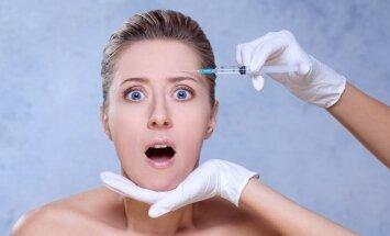botokso injekcija, plastinė chirurgija