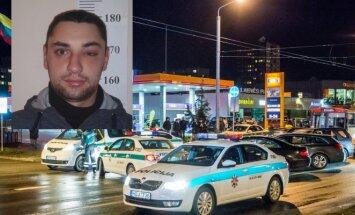 Iš policijos automatą Kalašnikov atėmęs vyras spruko, iškviestos sustiprintos pajėgos