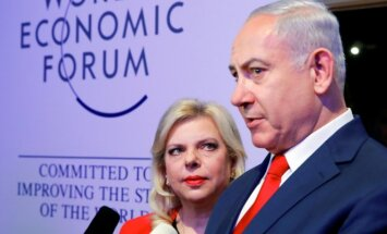 Benjaminas Netanyahu, Sara Netanyahu