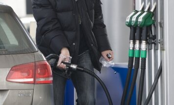 Degalų kainos