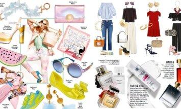 Kur pirkti: rugpjūčio žurnale pristatomi daiktai