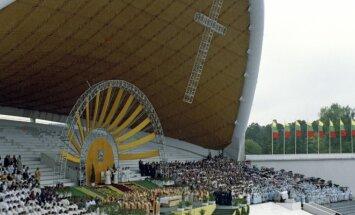 Popiežius Jonas Paulius II Lietuvoje