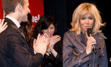 Brigitte Macron, Emmanuel'is Macron'as