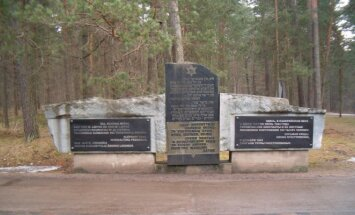 Paneriai Holocaust Memorial