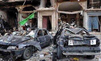 В серии терактов в сирийском Хомсе погибли более 40 человек