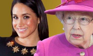 Karalienė nebus patenkinta: Meghan Markle suknelė kainavo kosminę sumą