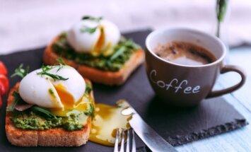 Receptas, kaip skaniai išvirti Benedikto kiaušinius