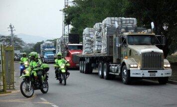 Humanitarinė pagalba Venesueloje