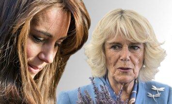Karališkos intrigos: nesibaigiantis karas tarp  Kate Middleton  ir princo Charleso mylimosios