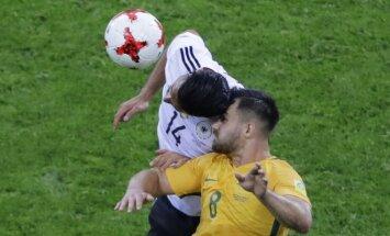 FIFA Konfederacijų taurė: Australija – Vokietija