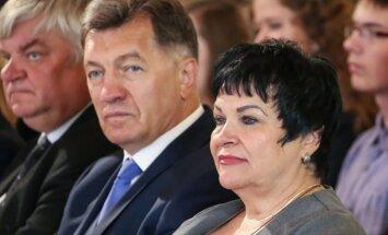 Algirdas Butkevičius, Audronė Pitrėnienė