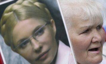 Julijos Tymošenko rėmėja